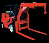 Specializing in Custom Built Lift Truck Attachments in St